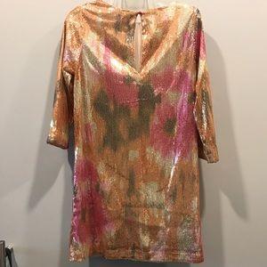 H&M Dresses - H&M Sequin Shift Dress